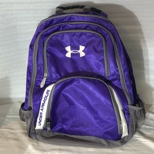 Under Armour Backpack Purple Unisex
